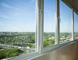 Тёплое остекление лоджий и балконов