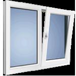 Окно с поворотно-откидной створкой